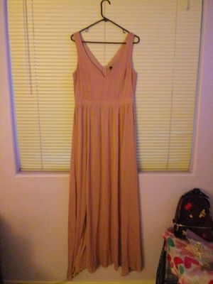 Mauve Prom Dress for Sale in Bakersfield, CA