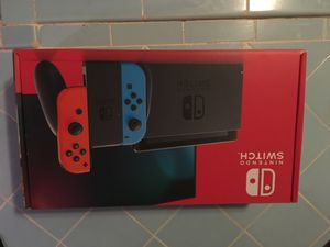 New Sealed Nintendo Switch for Sale in Whittier, CA