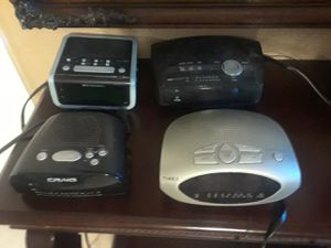 Alarm clock/radio for Sale in Hurst, TX