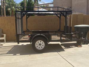 Utility Trailer 8X5' for Sale in Phoenix, AZ