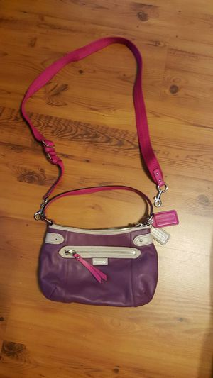 Genuine Coach Bag for Sale in Davenport, FL