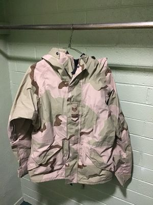 Size small airforce dessert parka for Sale in Las Vegas, NV