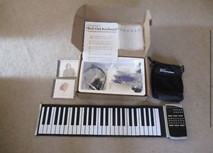 Giovanni's Roll Out Keyboard for Sale in Evart, MI