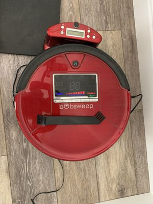 Bobsweep per hair Robotic vacuum cleaner and Mop for Sale in Fremont, CA