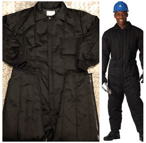 New! Mens Rothco Work/Ski snow suit paid $105 size XL Brand new! Black Insulated Coveralls cotton twill shell Nylon lining It has 2 front slash pocke for Sale in Washington, DC