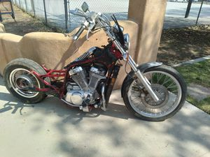 Morticycle for parts or keep as a project it just needs TLC for Sale in Albuquerque, NM