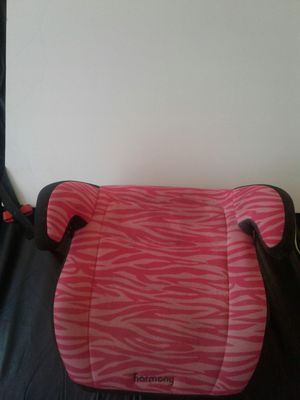 Booster seat and blanket for Sale in Columbus, OH