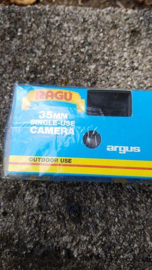 35MM single use camera for Sale in Washington, PA