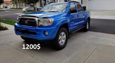 Clean History 2005 Toyota Tacoma Automatic 4WDWheels Powerfully✅wewwefb for Sale in Sunnyvale,  CA