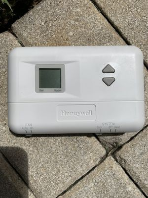 Honeywell T8400C Thermostat (dual fuel) Lot Of 10 for Sale in NEW PRT RCHY, FL