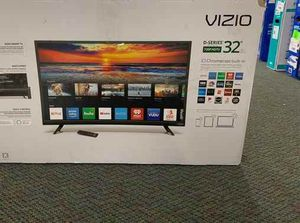 "New Vizio 32"" inch D-Series TV! W/ Warranty open box 7 for Sale in Dallas, TX"