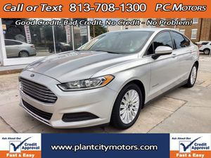 2015 Ford Fusion for Sale in Plant City, FL