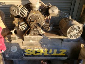 Schulz air compressor commercial for Sale in Galt, CA