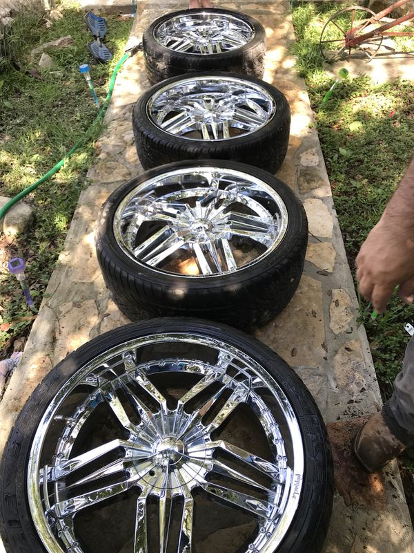 "0c506ebd6181 24"" rims tires no good there bally rims do have some curve checks ..."