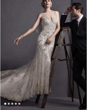Soterro & Midgley Wedding Dress for Sale in Creedmoor, TX
