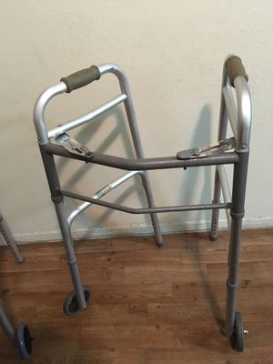 Medical walker used 5 inch wheels for Sale in Miami, FL