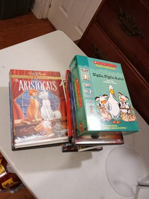 Children's DVDs total of 20 for Sale in Portsmouth, VA