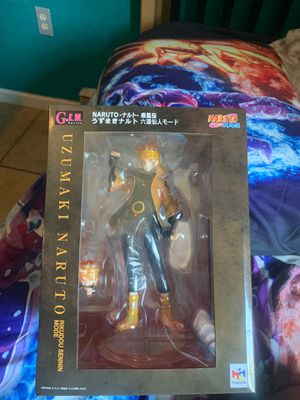 Naruto action figure collectible for Sale in Stockton, CA