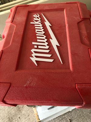 Milwaukee Box (No Tools) for Sale in San Antonio, TX