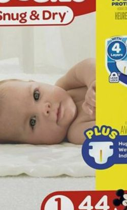 Huggies Diapers Sizes 1-5 for Sale in Tacoma,  WA