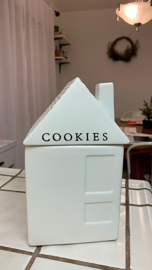 Hearth and hand cookies jar for Sale in Fresno, CA
