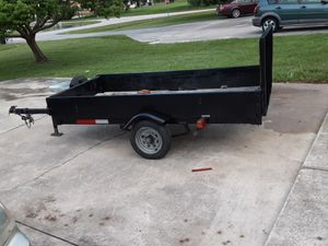 4x10 utility trailer will trade for golfcart if that's an option for Sale in Sebring, FL