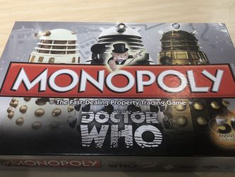 Monopoly (Doctor Who) for Sale in Silver Spring,  MD