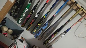 Softball bats and gloves for Sale in Chicago, IL