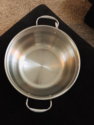 Princess House Tri-ply stainless steel cookware for Sale in Benicia, CA