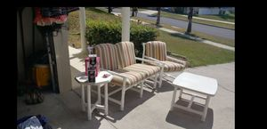 4 pc Outdoor furniture new for Sale in Clermont, FL