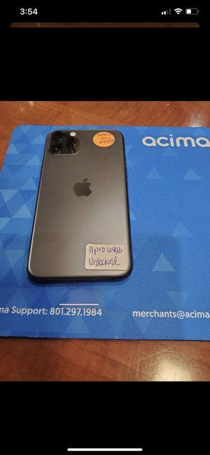 IPhone 11 pro 64g unlocked Read description for Sale in Rialto, CA