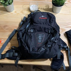 Dakine Back Pack And DC Snow Boarding Pants for Sale in Maricopa, AZ