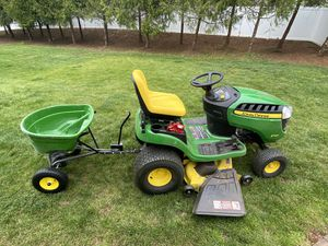 """John Deere 48"""" deck for Sale in Royersford, PA"""