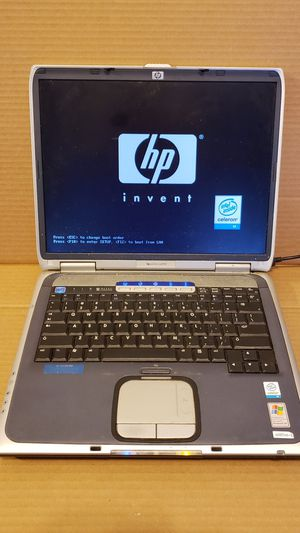HP Pavilion ze4900 Windows XP Laptop Computer for Sale in Washington, DC