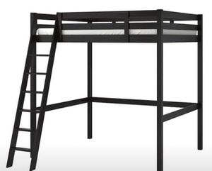 Lofted Bed Frame - Full for Sale in New York, NY
