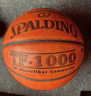 SPALDING TF1000 basketball for Sale in Rosemead, CA