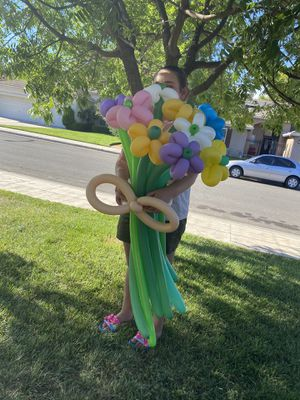 Balloon bouquet for Sale in Fresno, CA