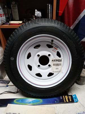 Trailer tire for Sale in Brookhaven, PA