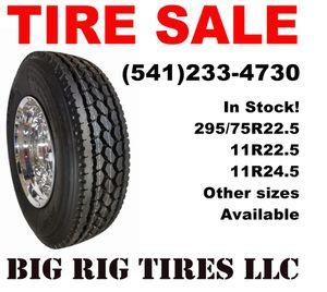 New Semi Truck Tires tire for Sale in Pasco, WA