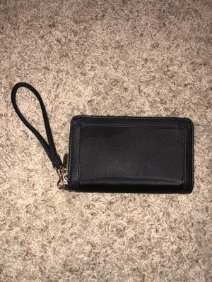 Black wallet / wristlet for Sale in Colorado Springs, CO
