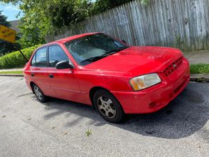 Hyundai accent 2002 for Sale in Kirklyn, PA