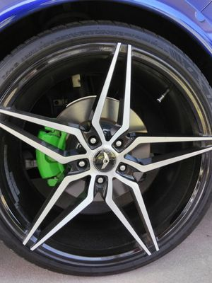 20 inch rims and tires for Sale in Port St. Lucie, FL