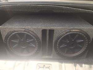 12 kickers for Sale in Austin, TX