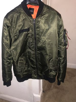 Bomber Jacket for Sale in Baltimore, MD