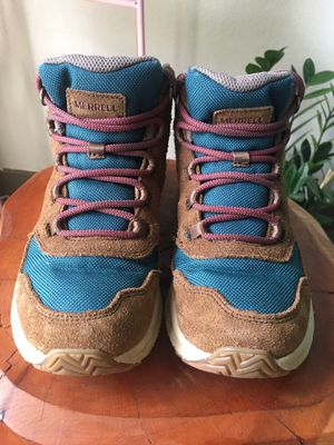Kid's Merrell boots for Sale in Raleigh, NC