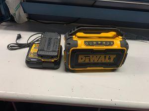 Dewalt dcdr010 Bluetooth speaker for Sale in Longwood, FL