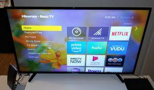 "43"" hisense roku tv for Sale in Richmond, KY"