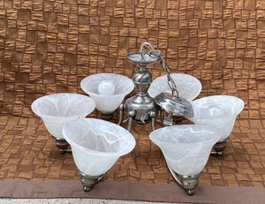Kitchen dining room table light fixture for Sale in Cumming, GA