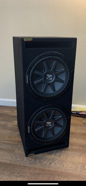 Kicker speakers for Sale in Los Angeles, CA