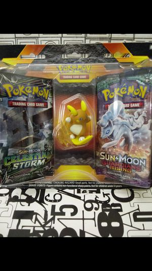 Raichu Pokemon Card Pack for Sale in Ciudad Juárez, MX